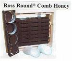 Ross Round Comb Honey